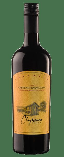 2014 Clayhouse Cabernet Sauvignon, Red Cedar Vineyard, Paso Robles, 750ml