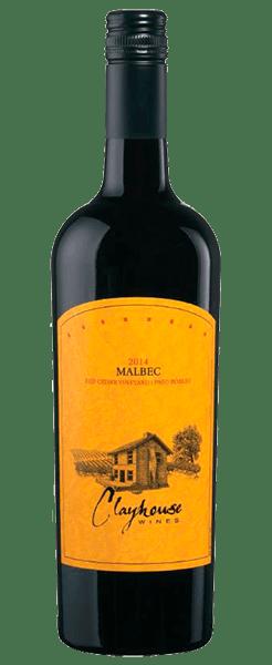 2014 Clayhouse Malbec, Red Cedar Vineyard, Paso Robles, 750ml