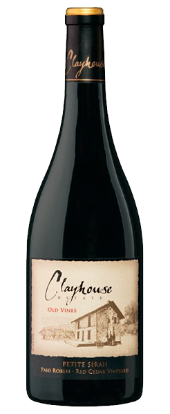 2013 Clayhouse Petite Sirah, Red Cedar Vineyard, Paso Robles, 750ml